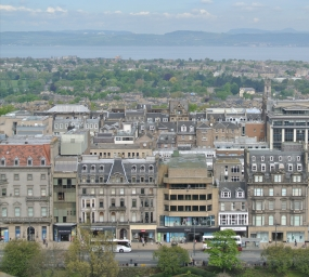 New Town-Edinburgh