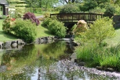 Japanese Garden-Lauriston Castle, Edinburgh