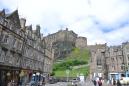 Grassmarket and Edinburgh Castle-Old Town