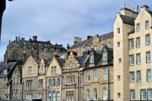Grassmarket/Edinburgh Castle