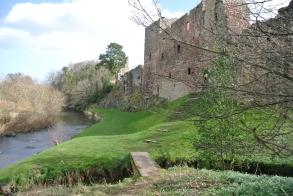 Hailes Castle, East Lothian