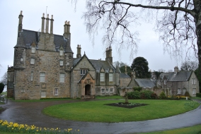 Lauriston Castle, Edinburgh