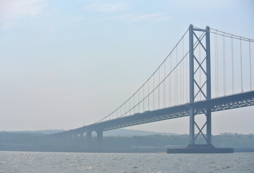 The Bridges of the Firth of Forth