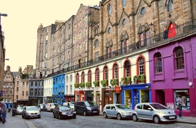 Victoria St., Edinburgh