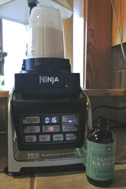 Ninja blender.