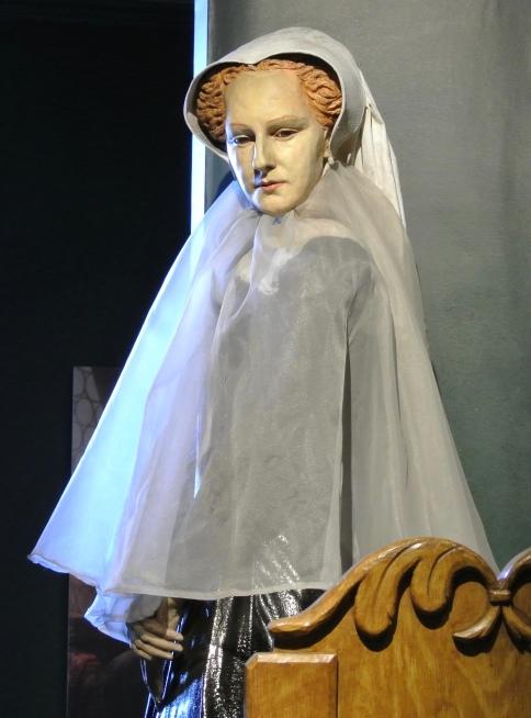 Mary Queen of Scots, Edinburgh Castle