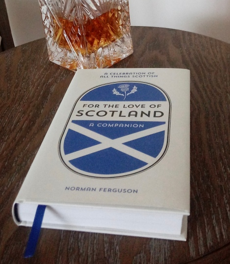 "A book called, ""For the Love of Scotland."""