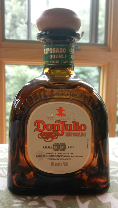 Whisky and tequila meet in this bottle of Don Julio Reposado Limited Edition.