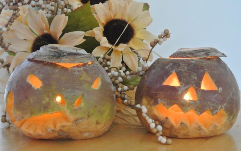 Halloween Turnip CarvingFun