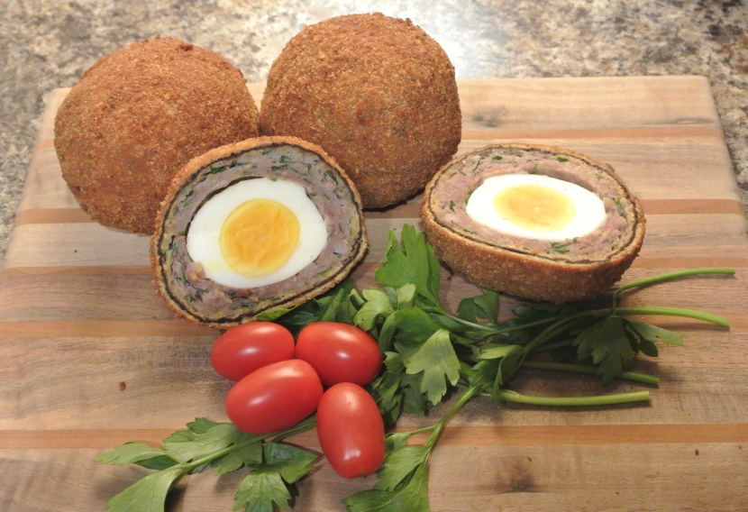 Recipe:  Scotch Eggs